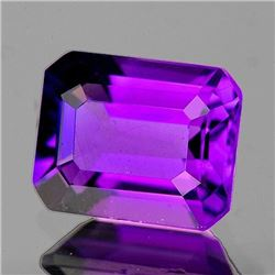Natural Brazil Purple Amethyst [Flawless-VVS]
