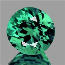 Natural Paraiba Green Apatite 7.5 MM - Untreated