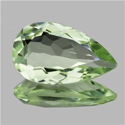 Natural Green Amethyst 16x9.5 MM [Flawless-VVS]