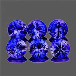 Natural Violet Blue Untreated Sapphire [Flawless-VVS]