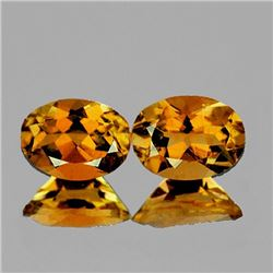 NATURAL SPARKLING GOLDEN YELLOW TOURMALINE [VVS]