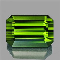 Natural AAA Neon Chrome Green Tourmaline{Flawless-VVS}