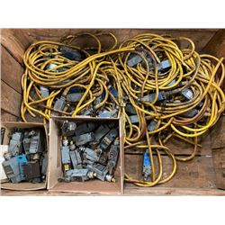 Crate of Limit Switches