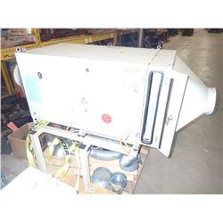GEA MULTITRON KEF 1/1 Oil Mist & Air Cleaning Unit