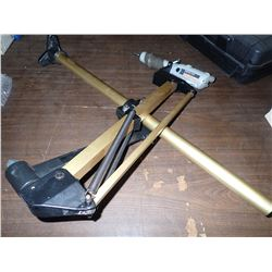 Ergomation Drill Arm w/ Ingersoll Rand Drill