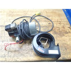 Karl Klein Motor/Blower System, M/N: DNG 3-6 WS