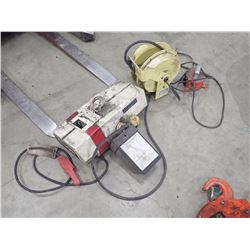 Coffing 1 Ton Chain Hoist with Power Cable Reel, M/N: EC2016 1 10
