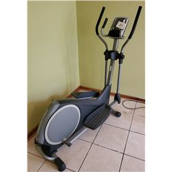ProForm 390 E Elliptical trainer model 23943 - 7 weightloss workouts and 5