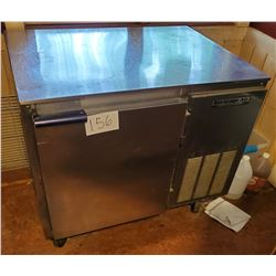 """Beverage Air Commercial Cooler- Stainless Steel - approx 41""""w x 31""""d x 34""""h on wheels"""