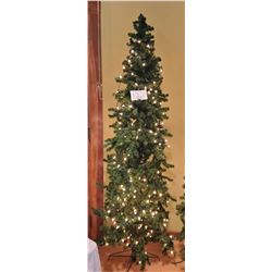 """Smaller Aritfical Christmas Tree - approx 7't x 24""""d at base"""