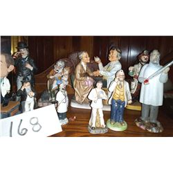 Doctors Collection Figurines