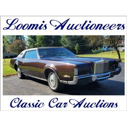 1972 MARK 4 LINCOLN CONTINENTAL