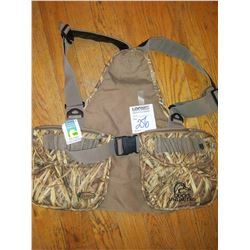 NEW Ducks Unlimited Strap Vest, by Avery