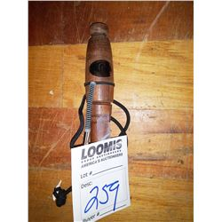 1992 Ducks Unlimited Wooden Duck Call