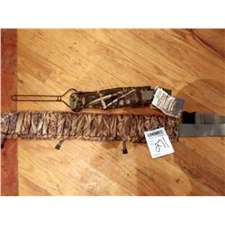 NEW Ducks Unlimited Floating Duck Strap and Deluxe Shell Belt by Avery