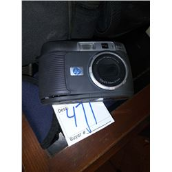 HP 3.3 MP Digital Camera 12x Zoom 8160