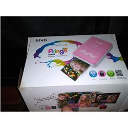Pringo P231 Portable Photo Printer, in Original Packaging