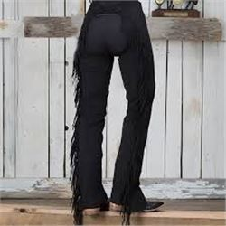 HOBBY HORSE: 3 Pair of Ultra Suede Ladies Show Chaps New