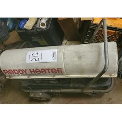 Reddy Heater 100,000 BTU Portable Kerosene Forced Air Torpedo Heater, Model R100A