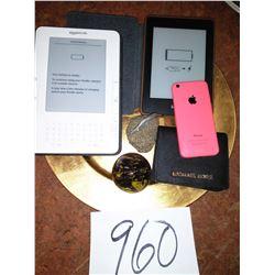 I PHONE / 2 X KINDLES / MICHAEL KORS LOTS