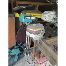 3 TROLLING MOTORS / LOT