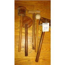 Vintage Instrument Accessories