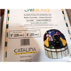 NEW in Box, Tiffany Style Lighting Fixture, by Catalina Lighting
