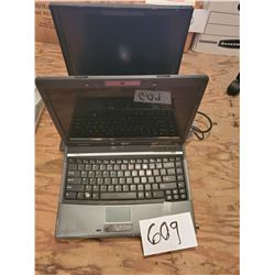 Pair of Laptops, ThinkPad w/ Windows Vista and Acer