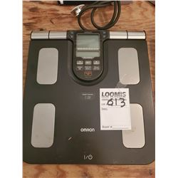 Omron Body Composition Monitor and Scale, Model HBF-516