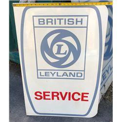 BRITISH LEYLAND DST FLANGE