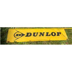 DUNLOP DST SIGN
