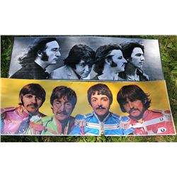 2 X BEATLES POSTERS