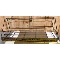 VICTOR GASKETS WIRE DISPLAY RACK