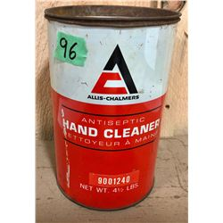 ALLIS - CHALMERS HAND CLEANER - 4 1/2 LBS