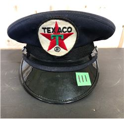 TEXACO SERVICE ATTENDANTS HAT - SZ 6 5/8