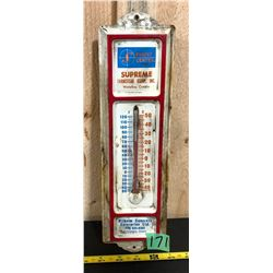 SUPREME FARMSTEAD EQUIPMENT THERMOMETER - WATERLOO