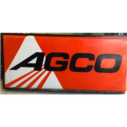 AGCO FLIBERGLASS ILLUMINATING DEALERSHIP SIGN