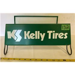 KELLY TIRE STAND