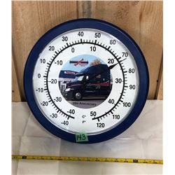 TRAVELLERS TRANSPORTATION THERMOMETER