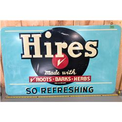 HIRES ROOT BEER REPRO SIGN