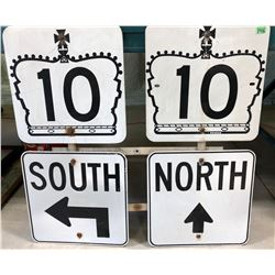 HWY #10 NORTH & SOUTH