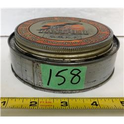 PANTHER GREASE TIN - 1 1/2 LB