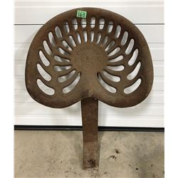 TORONTO 3 CAST IMPLEMENT SEAT ON ORIGINAL MOUNT