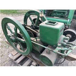 GILSON STYLE Z  5 HP PRE 1920'S HIT & MISS ENGINE