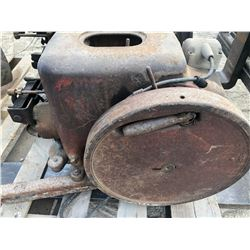 IH HIT & MISS 1 1/2 - 2 1/2 HP PULLEY ENGINE