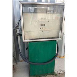 GILBAR CO. MODEL C296303 GAS PUMP WITH HOSE & NOZZLE