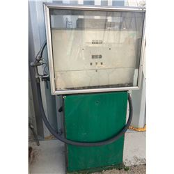 GILBAR CO. MODEL C296303 GAS PUMP WITH HOSE & NOZZLE