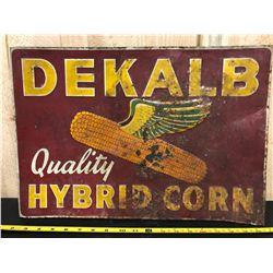 "DEKALB SEED SST SIGN - 14"" X 19"""