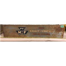 "MASSEY - FERGUSON PARTS RACK - 27"""