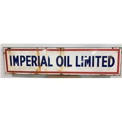"IMPERIAL OIL LIMITED SSP SIGN - 17"" X 71"""